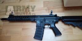Nová airsoftová elektrická celokovová zbraň M15A4