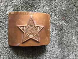 Přezka SSSR