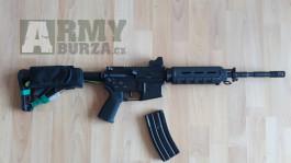 M4A1 MOE pažbení