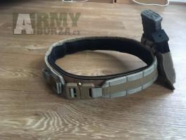 56 gear  Mini war belt  coyote
