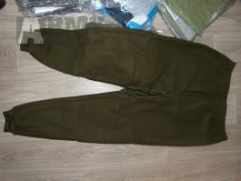 Zimní termo vložka kalhoty AČR fleece