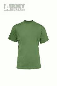 Tričko khaki AČR, dlouhý i krátký rukáv