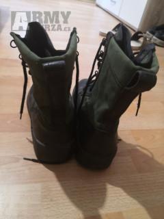 Vojenské boty vel. 8