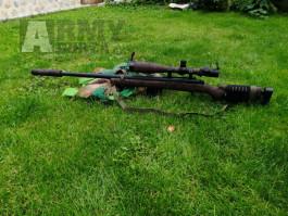 Sniper vybava