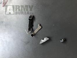 plastová mířila z glock 17