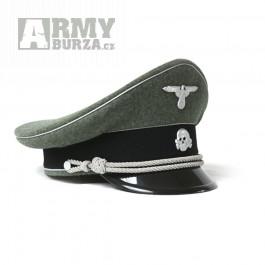 Brigadýrka / čepice SS důstojník