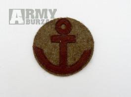 prvorepublikový rukávový odznak - ženijní vojsko