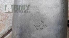 USMC výstroj us, m41/61, sumka, láhev 1945, vietnam, M14, originál, m1911 pouzdro