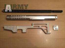 Barrett M98B - Projekt