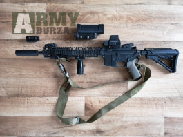 M4 GP upgrade M160/190ms, retroarms mechabox