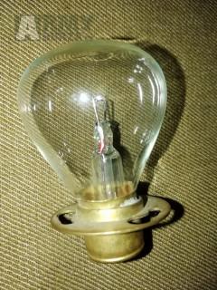 Gaz 69 - žárovka hledacího světlometu