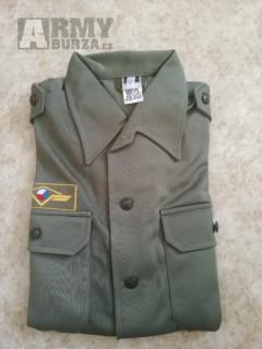 ČSLA Zelená košile