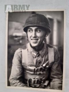 Raritni konvolut - Slovensky parašutista