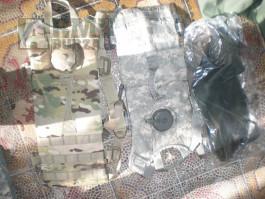 MC US Army klobouk  hat sun multicam hydramax vak na vodu