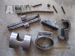 Mauser 98K součástky 2ww
