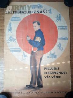 Plákáty 60. léta