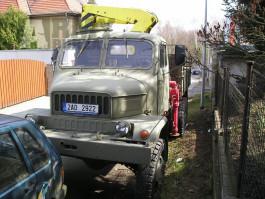 Praga V3S - HR 3001