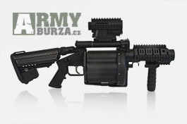 Koupím M320, M79, M32A1, MP7 klidně i nefunkční nebo ve špatném stavu!