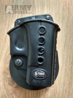 Pouzdro FOBUS na Glock a doplňky