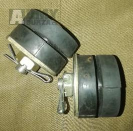 Gaz 69 - silentbloky chladiče