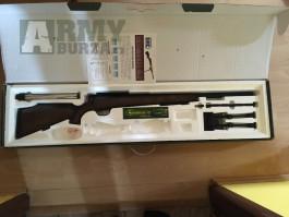 Airsoft odstřelovací puška UHC SuperX-9 double bolt