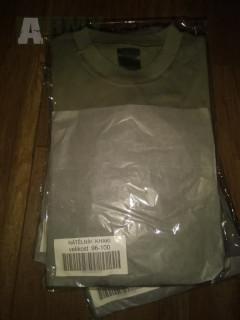 Trička kr. rukáv, dl.rukáv khaki, sportovní tričko AČR