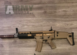 Scar L od We Gbb/HPA upgrade