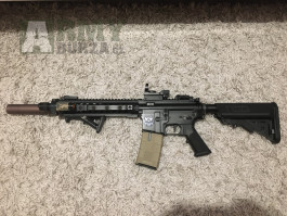 "SR-16 13,5"" celekov-Top Arms-Full upgrade"