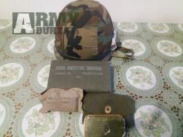 Prodám vojenskou výbavu