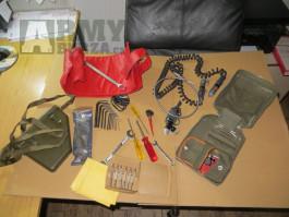 U.S.Army Vietnam nářadí