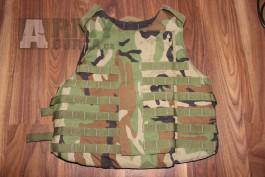Neprůstřelná vesta M.O.D. - woodland