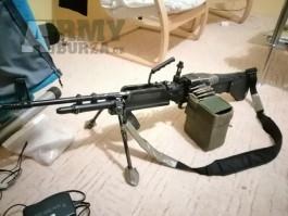 M60e3  +výbava