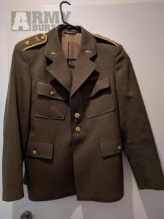 Uniforma ČSLA - (asi) major