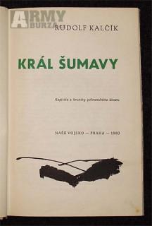 Král Šumavy (pohraniční útvar SNB) - starší vydání