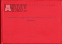 Vojenské os.automobily Tatra-Volha-VAZ-Škoda – ošetřování