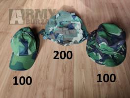 Potah na helmu, klobouk, čepice