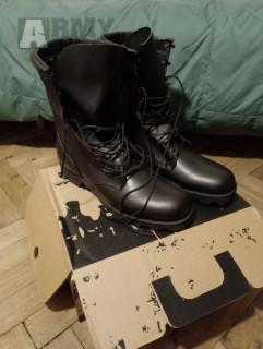 Nové armádní boty Altama, vel. US 12 (na nohu 13!)