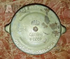 Gaz 69 - víčko chladiče starší typ