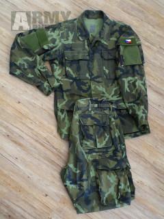 Uniforma vz.95 AČR - kalhoty + blůza