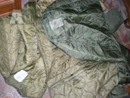 LIner COLD Weather COAT M65 bunda  Liner extreme cold Parka šosák