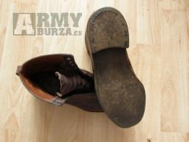 obuv na četníka 1.republika