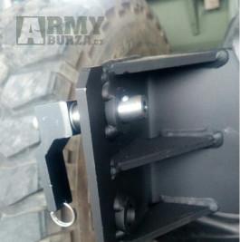 HMMWV humvee hummer zajišťovací kolíky přední mříže 2ks