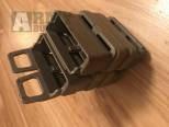 Sumka na zásobníky pro Colt M4 FastMag, 2ks, písková