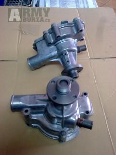 UAZ 3151,31512,31514,31519,452 Vodná pumpa novší model,uchyt.na 5.šrobov.