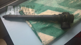Optika 150mm houfnice.