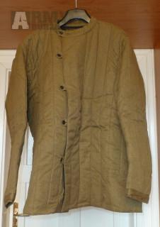 Sovětská zimní prošívaná uniforma (kalhoty + bunda)