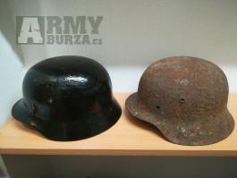 Německé helmy