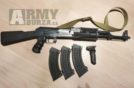 Prodám ak-47 Cm.042a tactical celokov super stav