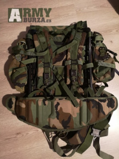 MOLLE 2 Main Pack Woodland