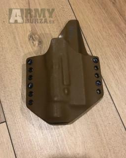 RH Holster pouzdro pro G17 s M3/X300